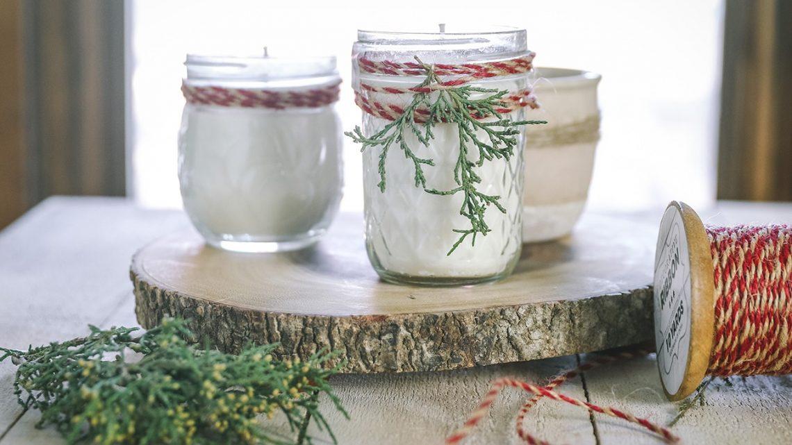 Tuto/DIY: Faire facilement ses bougies à la maison