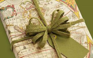 cadeau carte du monde