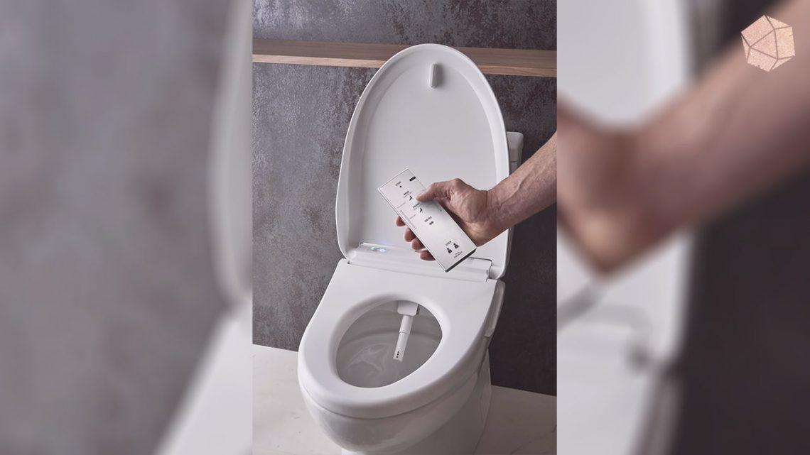 Mon avis sur les toilettes japonaises au niveau de l'hygiène